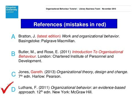 essentials of organizational behavior an evidence based approach books kingston business school slides used for