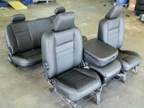 2006 dodge ram leather seat replacement