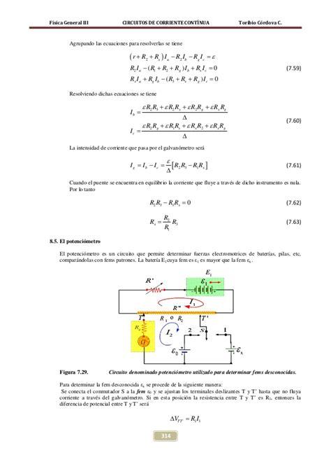calculo integral circuitos electricos circuitos de corriente continua