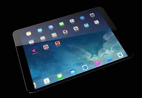 apple ipad pro jaw dropping ipad pro concept magsafe better