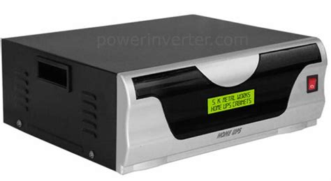 home ups dc to ac power inverter charger