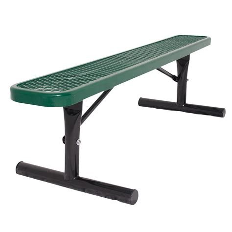 8 foot bench quick ship 8 foot thermoplastic bench portable