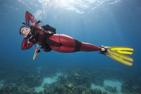 sexi dive peak performance buoyancy specialty diver dive wellington
