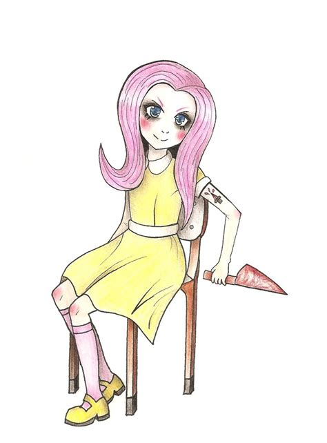 mlp shedmov mlp fluttershy shed mov by bloodycoffin13 on deviantart