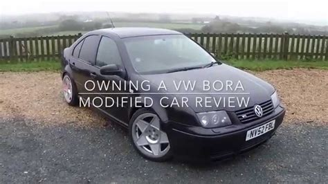 volkswagen bora modified owning a vw bora modified car review