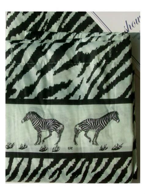 zebra stripe curtains zebra stripe fabric shower curtain zebras