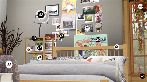 sims 3 bedroom decor simblr discoveries