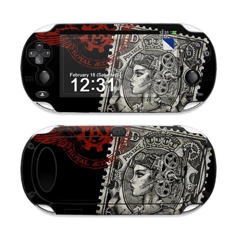 Skin Protector For Ps Vita Slim 3m Premium Wood Texture black sony ps vita skin istyles