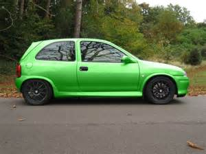 Green Vauxhall Corsa Porsche Green Corsa Turbo Corsa Sport For Vauxhall And