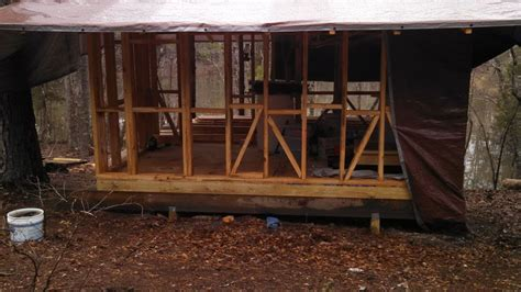 hunting shack floor plans hunting cabin wood frame construction small wooden house