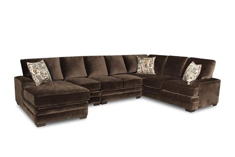 chelsea home barstow 4 pc sectional sofa set chf 183500