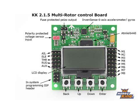 shinwa co ltd selection rc flight controller kk2 1