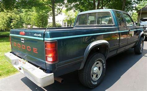 how cars run 1994 dodge dakota club regenerative braking find used 1994 dodge dakota slt club cab 4wd pickup truck 137 350 miles v6 3 9l manual in