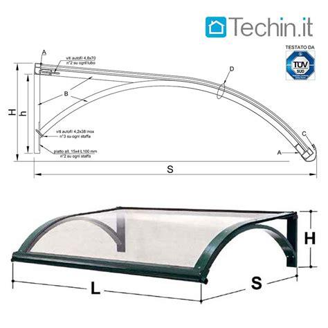 pensiline per terrazzi pensiline per terrazzi mod su misura pensiline per