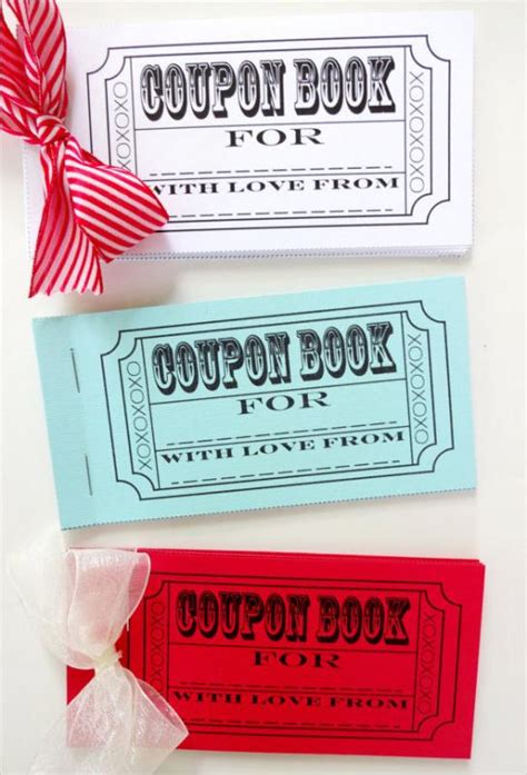 coupon book template coupon book template template business