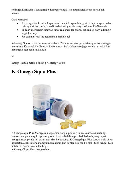 Sabun K Link produk k link
