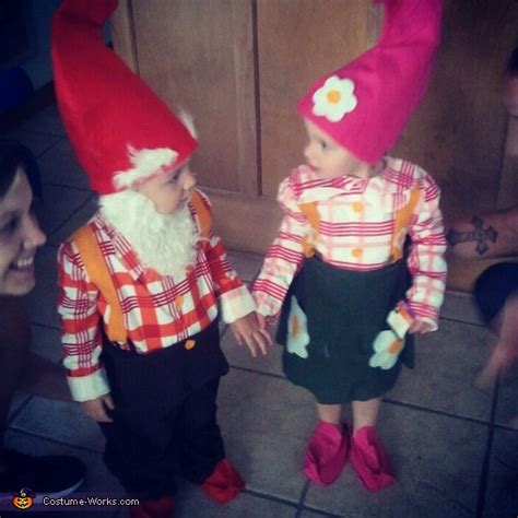 Garden Gnomes Halloween Costume Ideas For Kids Garden Costume Ideas