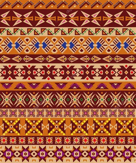 african vector pattern eps african pattern stock vector 169 inna g 11383222
