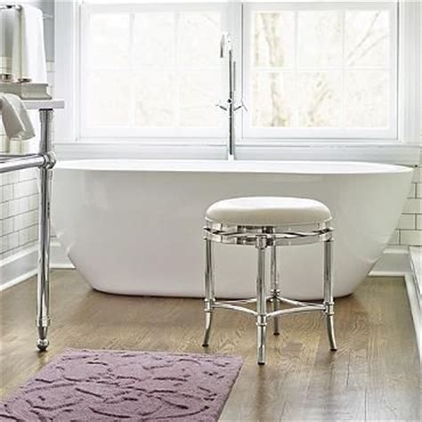 Restoration Hardware Vanity Stool by 17 Best Images About Vanity Stool On White