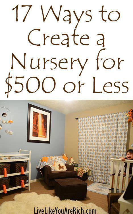 Cheap Nursery Decor 25 Best Cheap Nursery Ideas On Cheap Diy Nursery Decor Baby And Baby Stuff