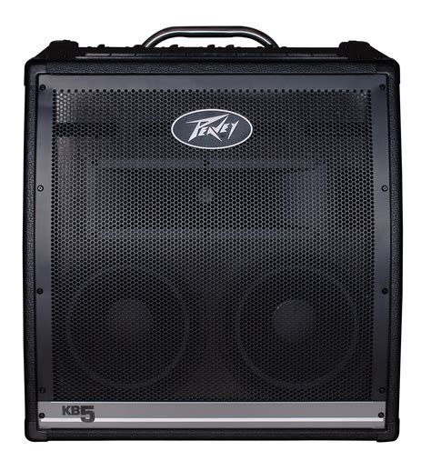 peavey kb 5 pro audio pa system keyboard lifier with two 10 speakers horn pev13 573260