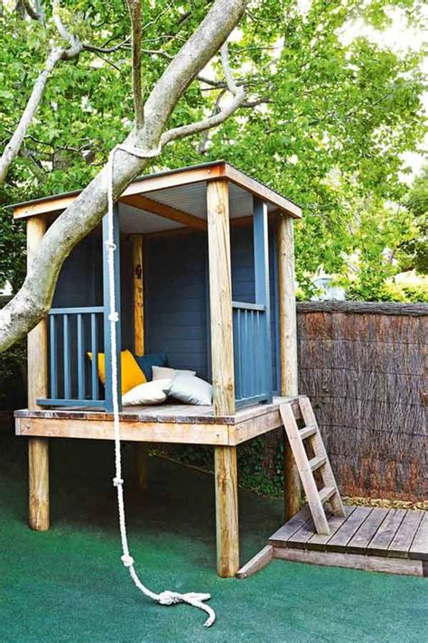 backyard forts and playhouses 16 fabulous backyard playhouses sure to delight your kids