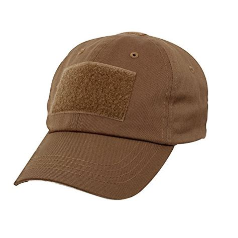 Patch M4 Operator Brown rothco coyote brown operator tactical patch baseball cap