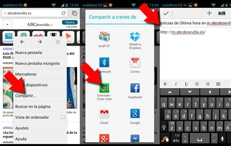 tutorial evernote android tutorial b 225 sico de evernote mobility