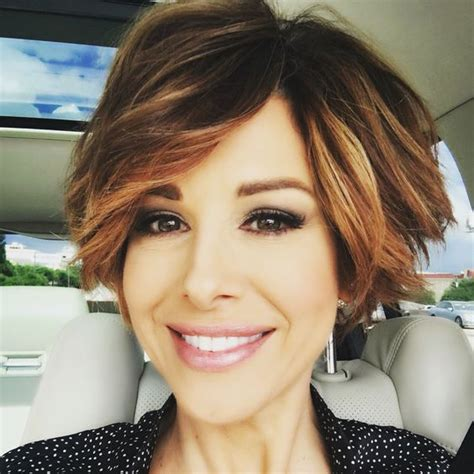 dominique sachse new haircut 2016 short hairstyle new wavy pixie bob dominique sachse hair