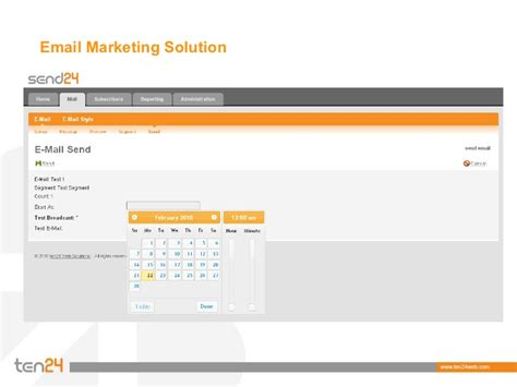 Outline Web Solutions by Ten24 Web Solutions Company Outline