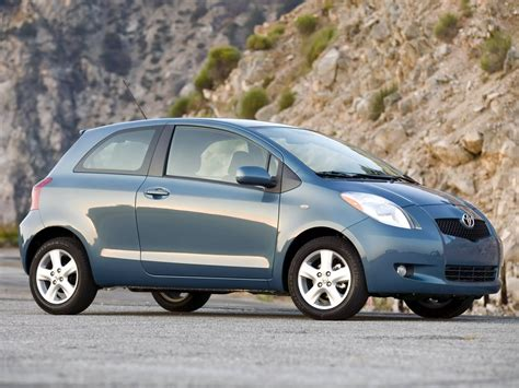 2006 Toyota Yaris 2006 Toyota Yaris Picture 91648 Car Review Top Speed