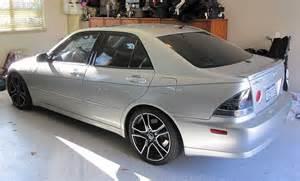 Lexus Is300 Jdm Lexus Is300 Jdm Altezza Led Lights Dash Z Racing