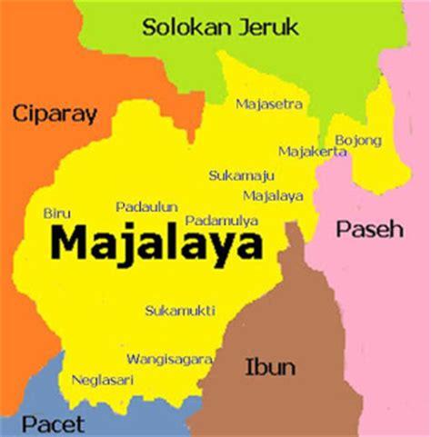 Tv Wilayah Bandung kotakita peta kota majalaya