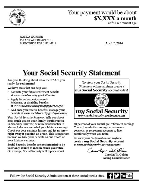 Award Letter Of Social Security Social Security Award Letter Bbq Grill Recipes