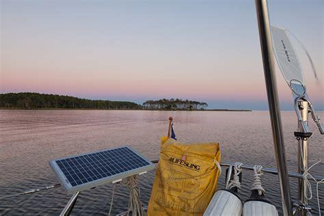 sailboat generator small sailboat wind generator systems