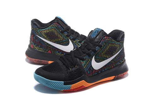 Kyrie 3 Bhm Black new nike kyrie irving 3 ep bhm black history month mens basketball shoes cheapinus
