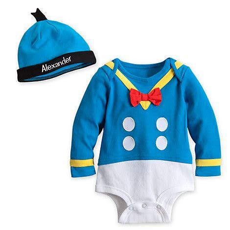 Piyama Anak Donald Duck disney store donald duck costume baby size 0 3 3 6