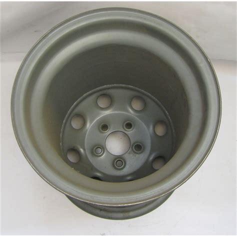 Garage Wheels by Garage Sale Steel Wheel 15x18 5on4 3 4 Bp