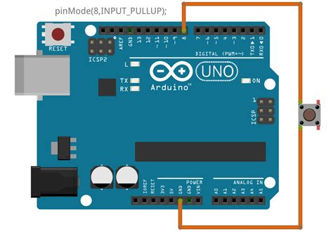 adding pull up resistor to arduino arduino pushbutton coeleveld