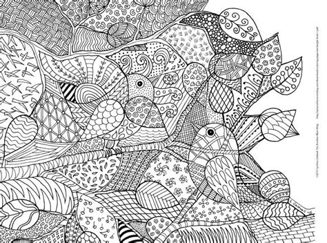 Printable Detailed Pattern Coloring Pages by Free Coloring Pages For April 2015 Geometric Patterns