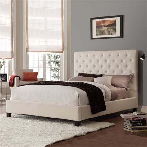 headboard bed with board