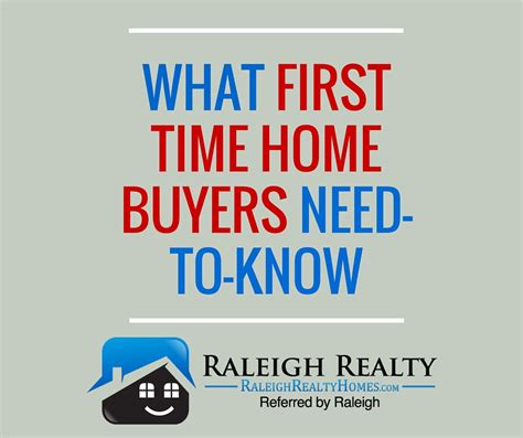 time home buyer programs raleigh nc