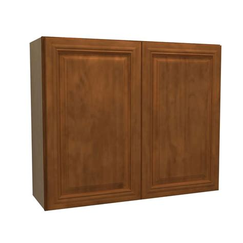 assembled 36x30x12 in wall kitchen cabinet in unfinished hton bay madison assembled 36x30x12 in wall cabinet in