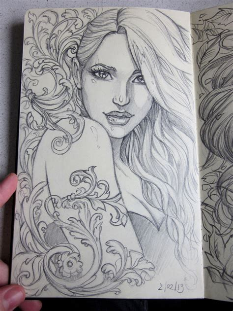 with faces five inspiring stories books moleskine 3 sketch by sabinerich on deviantart