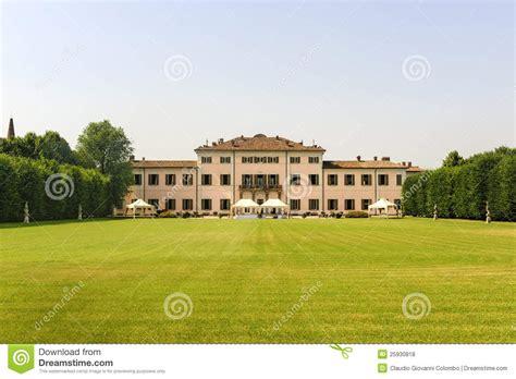 layout srl villa d adda villa borromeo at cassano d adda milan royalty free