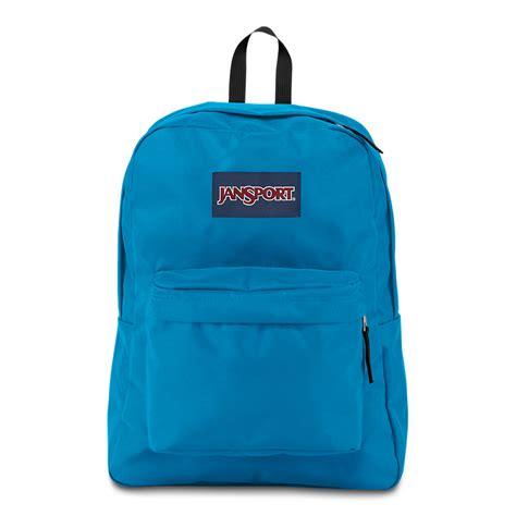 Ransel Bag Jansport Blue jansport superbreak school backpack blue crest