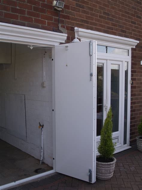 side hung garage doors in kidderminster dudley and