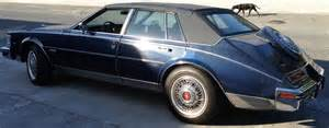 Cadillac Seville 1983 1983 Cadillac Seville Pictures Cargurus