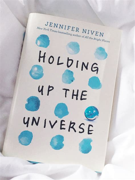 holding up the universe review holding up the universe she is an open book