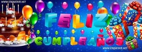 imagenes de feliz cumpleaños que se muevan portadas para facebook 2012 feliz cumplea 241 os taringa